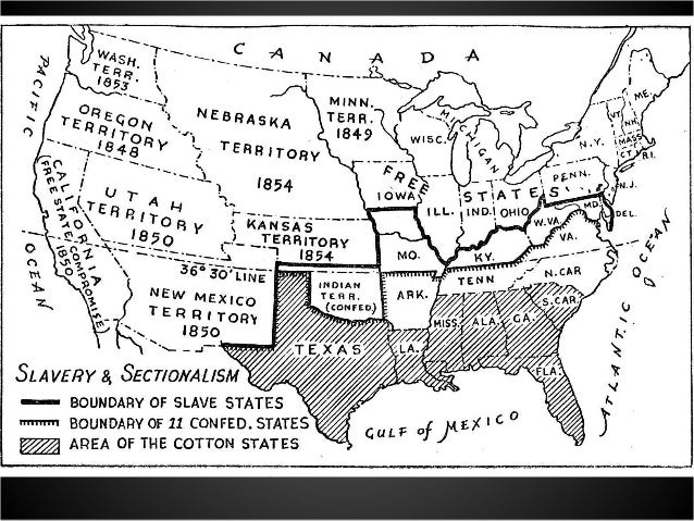 Sectionalism Part 1 7