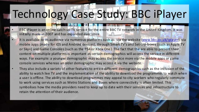 MEST 1 SECTION B Cross‐media Case Study