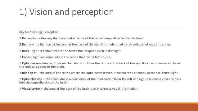 Section a revision Slide 2