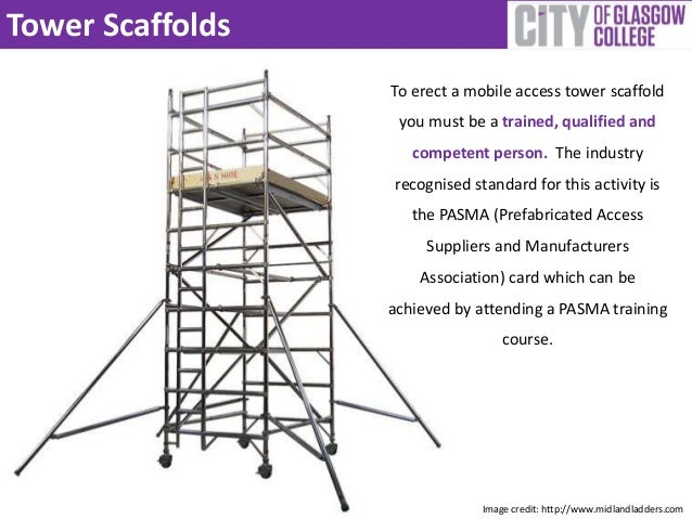 Indoor Scaffolding Max Height : Working safely at height in the workplace