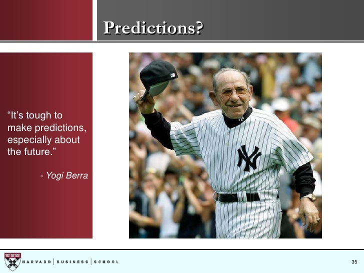 HBS 10th Year Reunion: Section J, Reflections and Predictions
