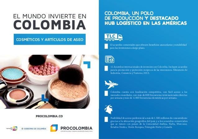 11AcuerdosinternacionalesdeinversiónconColombia.Incluyenacuerdos para la promoción y protección recíproca de las inversion...