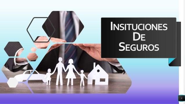 Sector de seguros y fianzas Slide 3