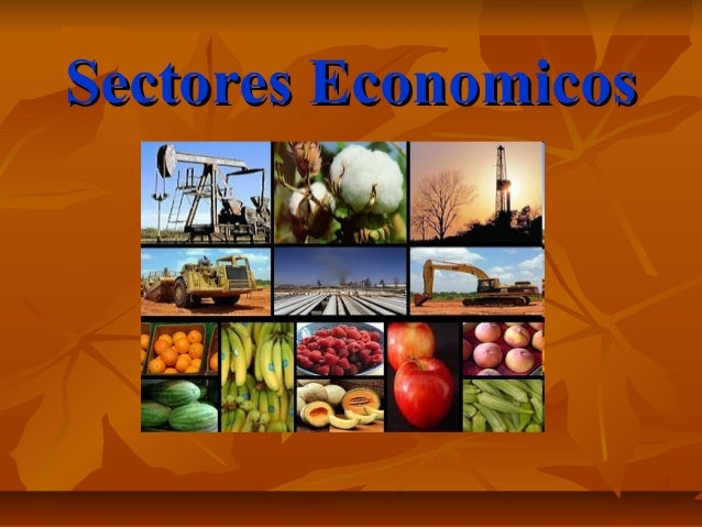 Sectores EconomicosSectores Economicos