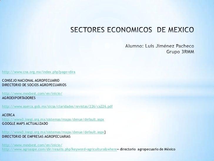http://www.cna.org.mx/index.php?page=diraCONSEJO NACIONAL AGROPECUARIODIRECTORIO DE SOCIOS AGROPECUARIOShttp://www.mexbest...