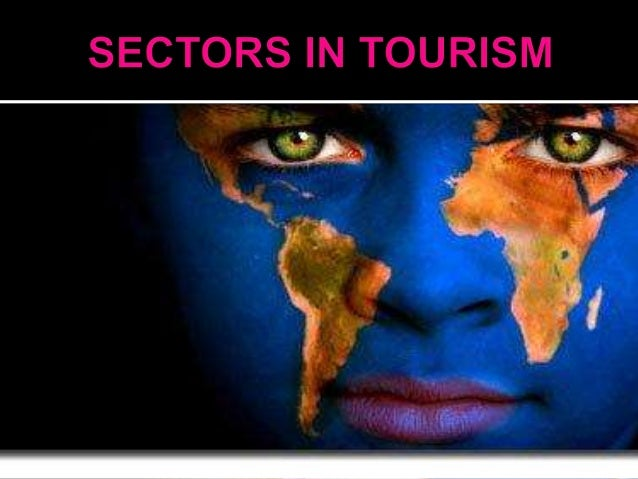 The tourism industry has been divided into eight different sectors or areas.The following sector descriptions are brief ov...