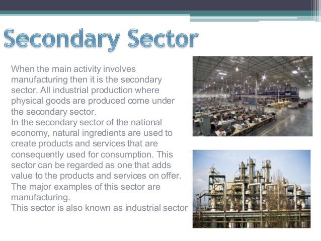 economics sectors of the indian economy India started its growth from the primary sector and over a period of time gradually developed itself in the other sectors too the tertiary sector contributes the most to the gdp of our country the primary sector still has a large portion of india's population occupied in it.
