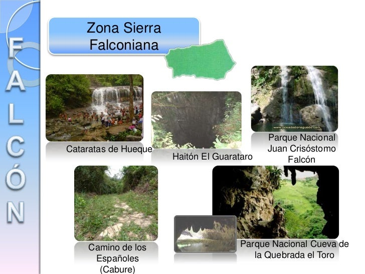 Resultado de imagen para parque nacional juan crisostomo falcon venezuela