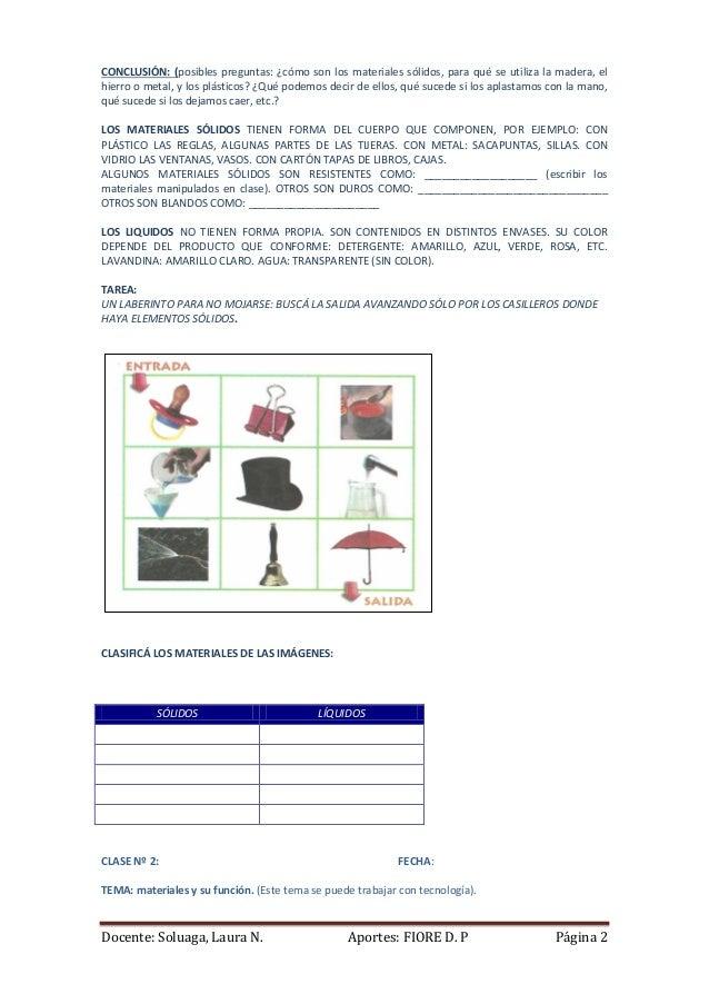 Secuencia materiales s lidos y l quidos for Definicion de cuarto