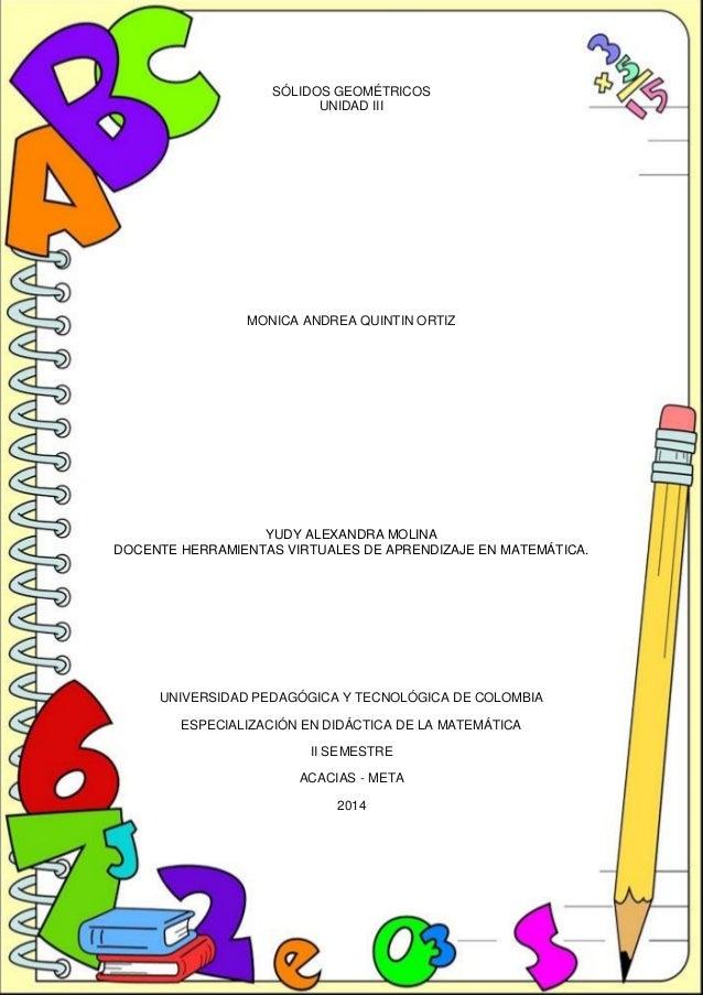 Secuencia didactica. CUERPOS GEOMETRICOS Slide 2