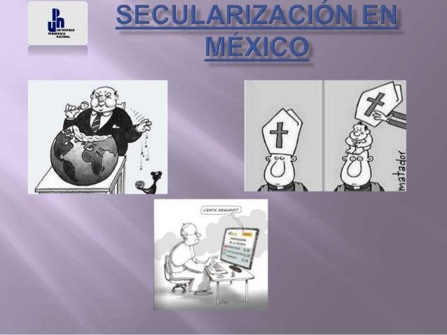 En el siglo XIX los liberales mexicanos lograron hacer la primera Constitución que superó la intolerancia religiosa en 185...