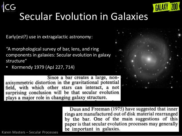 Secular Processes and Galaxy Evolution