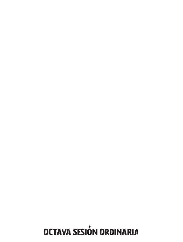 octava sesión ordinaria Consejos Técnicos Escolares Ruta de mejora escolar ciclo escolar 2016-2017 EDUCACIÓN SECUNDARIA SU...