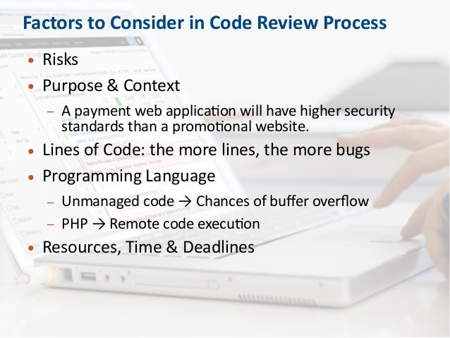 Secure Code Review 101