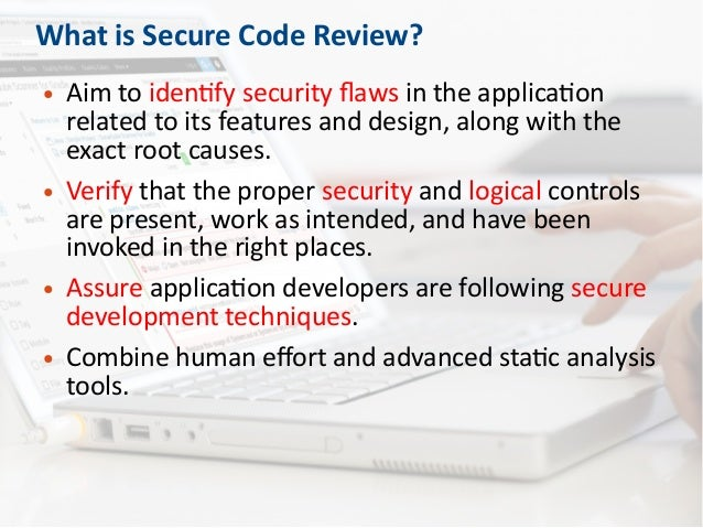 how to learn secure code review