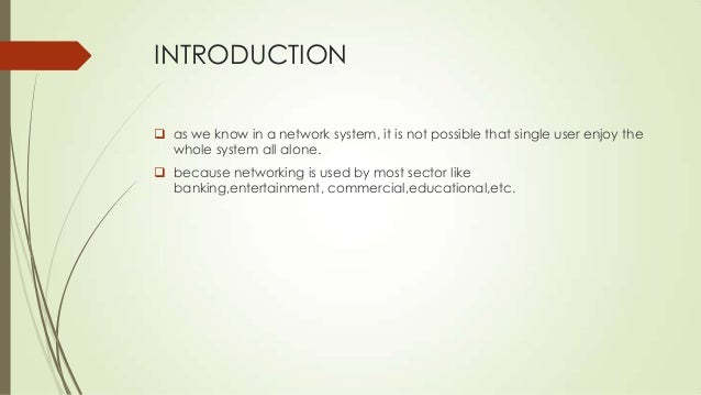 Secure communication in Networking Slide 2