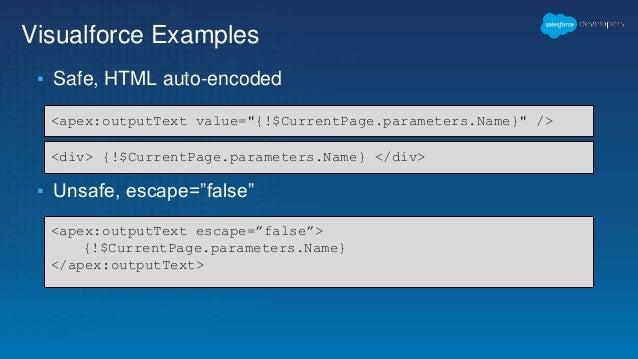 Secure Development on the Salesforce Platform - Part 2