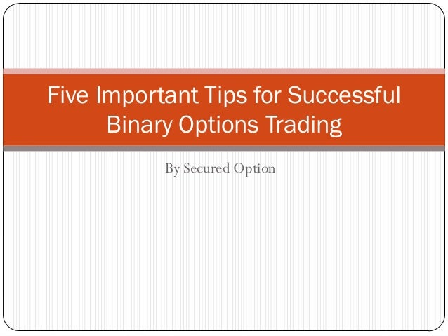 Linux hacked binary options