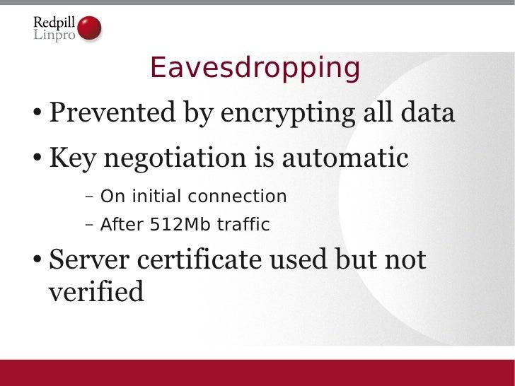 Secure PostgreSQL deployment