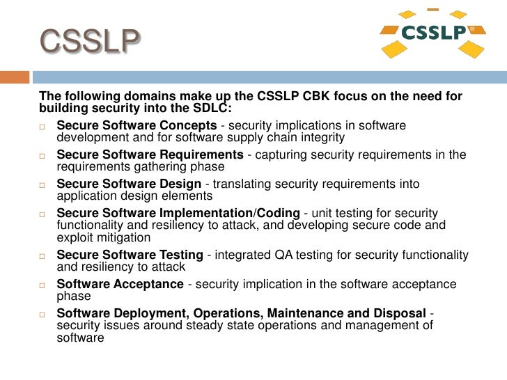 Secure Software Development Life Cycle - Hack2Secure