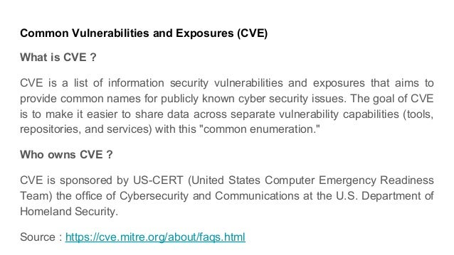 Image Result For U S Computer Emergency Readiness Team