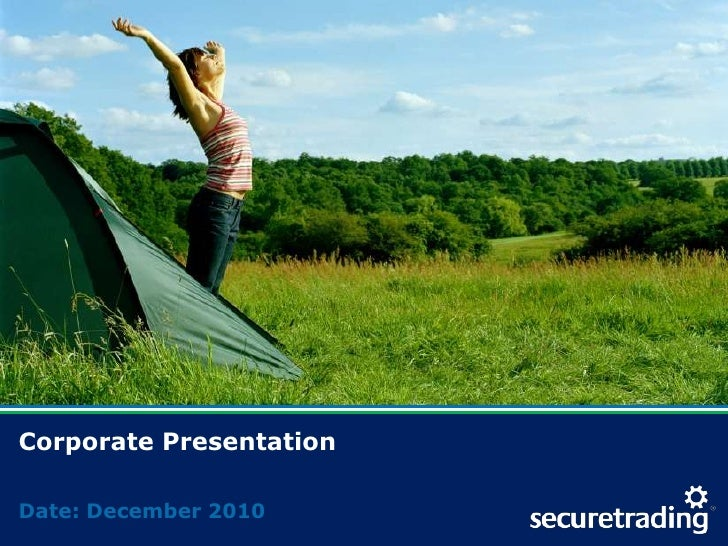 Corporate Presentation 2010