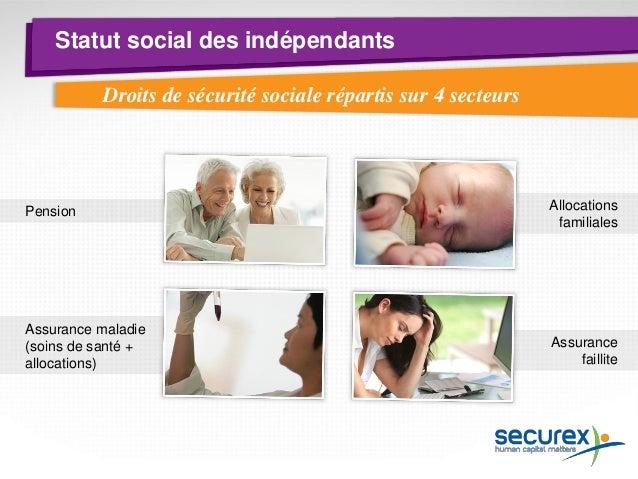 Réforme des cotisations sociales pour indépendants  •Contexte  •Principaux changements  •Comment anticiper ce nouveau mode...