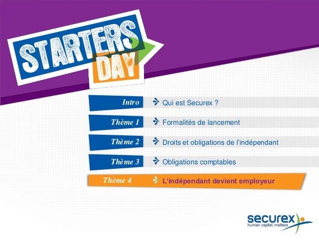 Contenu Affiliations obligatoires Règlement du travail Dimona Déclaration DmfA