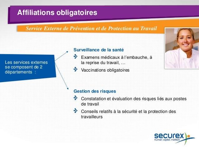 Affiliations obligatoires  Bureau des contributions directes  Obligations : S'affilier à un bureau des contributions direc...