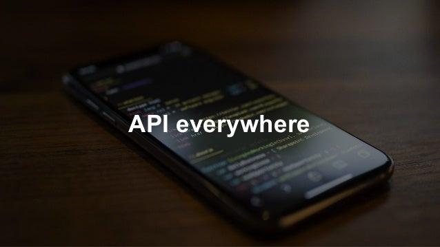 API everywhere
