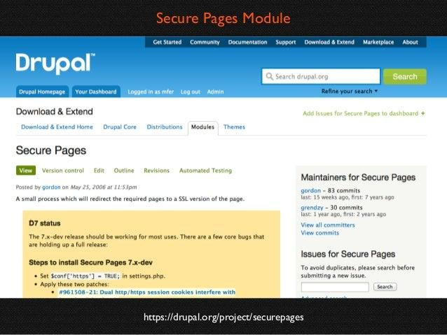 Secure UID 1  https://drupal.org/node/947312