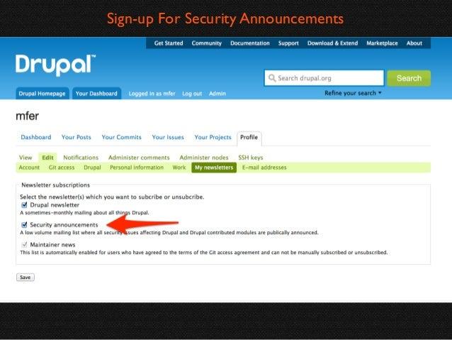 Encrypt Sensitive Information