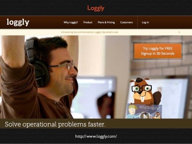 Automated Alerts  http://www.loggly.com/docs/alerts-overview/