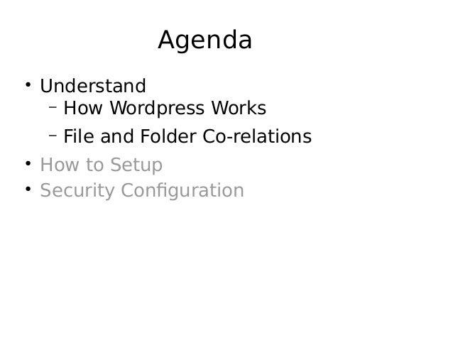 Secure Your Wordpress Slide 3