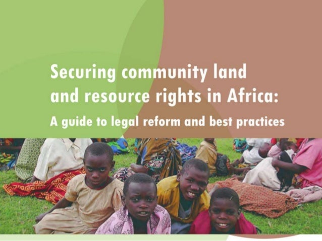 Download the full guide: www.fern.org/securing-communityrights