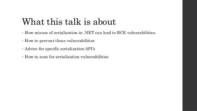 BlueHat v17 || Dangerous Contents - Securing  Net