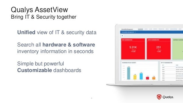Webcast Series #2: Securing IT Assets by Prioritizing Protection and Remediation Slide 3