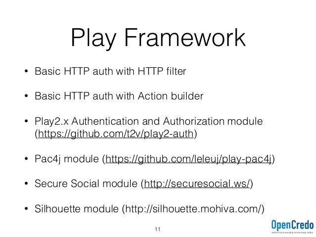 Securing Microservices using Play and Akka HTTP