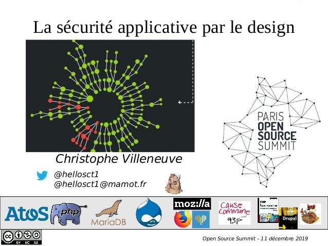 Atos open source - afup – lemug.fr – mysql – mariadb – drupal – mozilla - firefox – sumo – webextensions – VR – AR – XR - ...