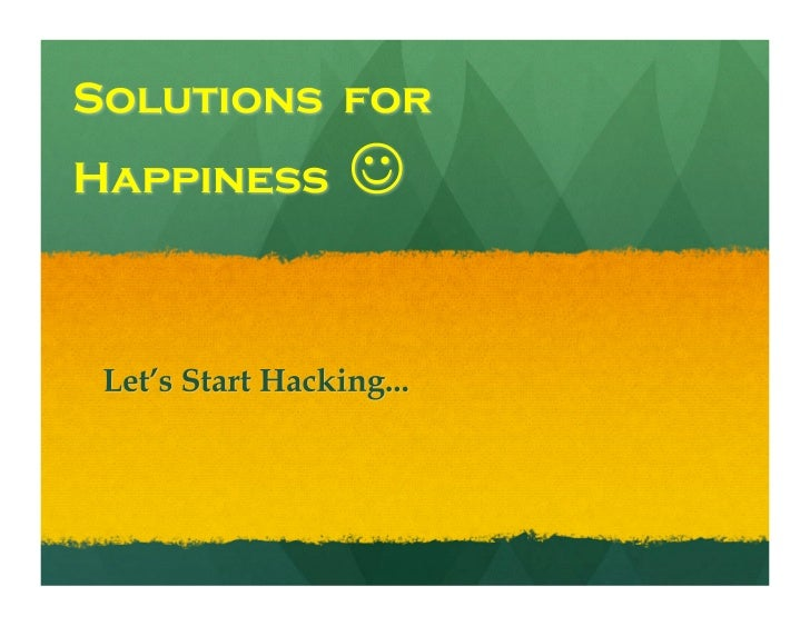 Securitizing Happiness: Solving the World's Problems by Making Trillion-Dollar Markets for Individuals, Small Business, & Natural Resources Slide 8