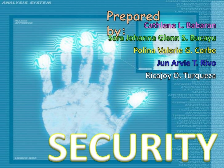 1. Computer Security THREATS   a.   Computer Security Concepts   b.   Threats, Attacks and Assets   c.   d.        Intrude...