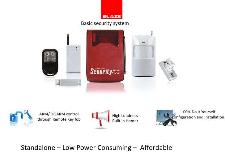 Security alarm systems blaze automation 20 solutioingenieria Choice Image