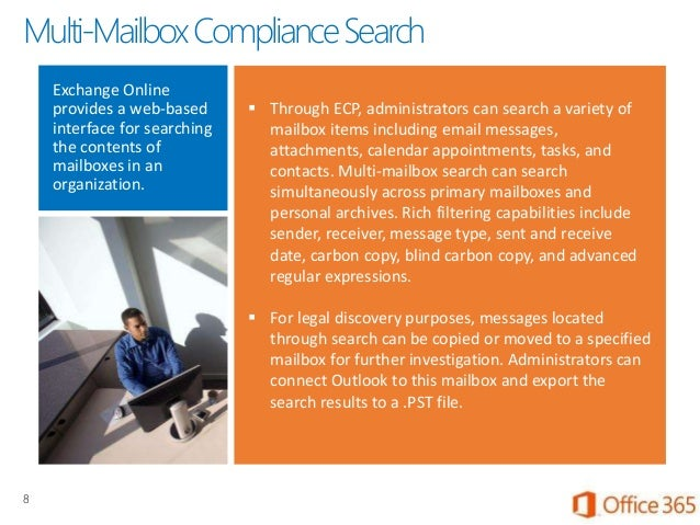 Security and Compliance for Exchange Online in Office 365
