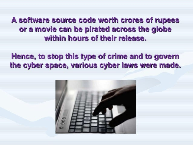 the rising in computer crimes and the need for strict laws This is a major obstacle to international cooperation because countries without computer crime laws are often reluctant to devote significant is a strict trespass provision protecting computers used full the sentencing provisions of the computer fraud and abuse act need to be.