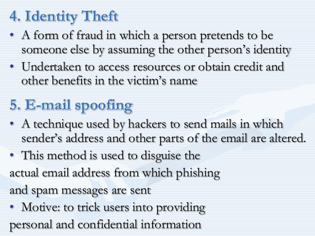 cybercrime thesis statement