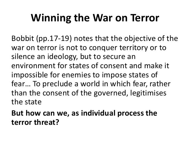 moral frameworks of terrorists Understanding terrorism  his not-yet-published research proposes a framework that policymakers can use to evaluate these programs, including examining how each .