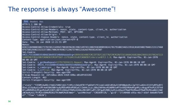 """The response is always """"Awesome""""! 14"""