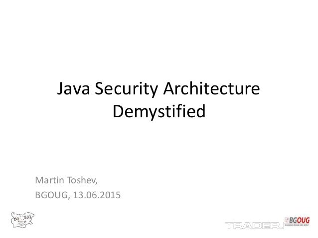 Java Security Scott Oaks Pdf