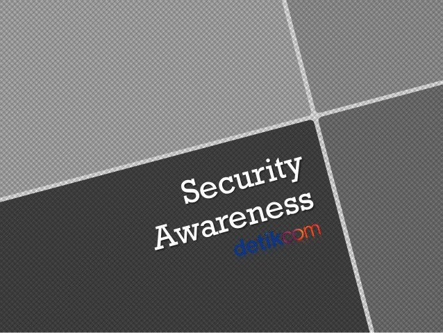 SecurityAwareness