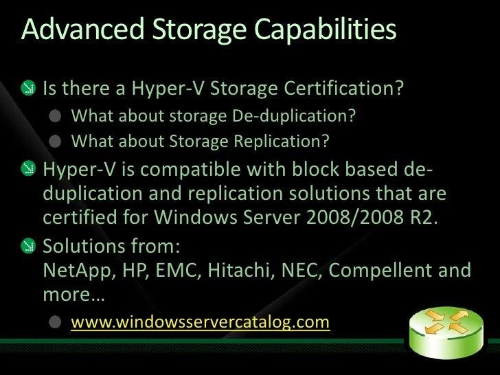 Security Best Practices For Hyper V And Server Virtualisation Svr307